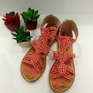 Sam Edelman teen sandal